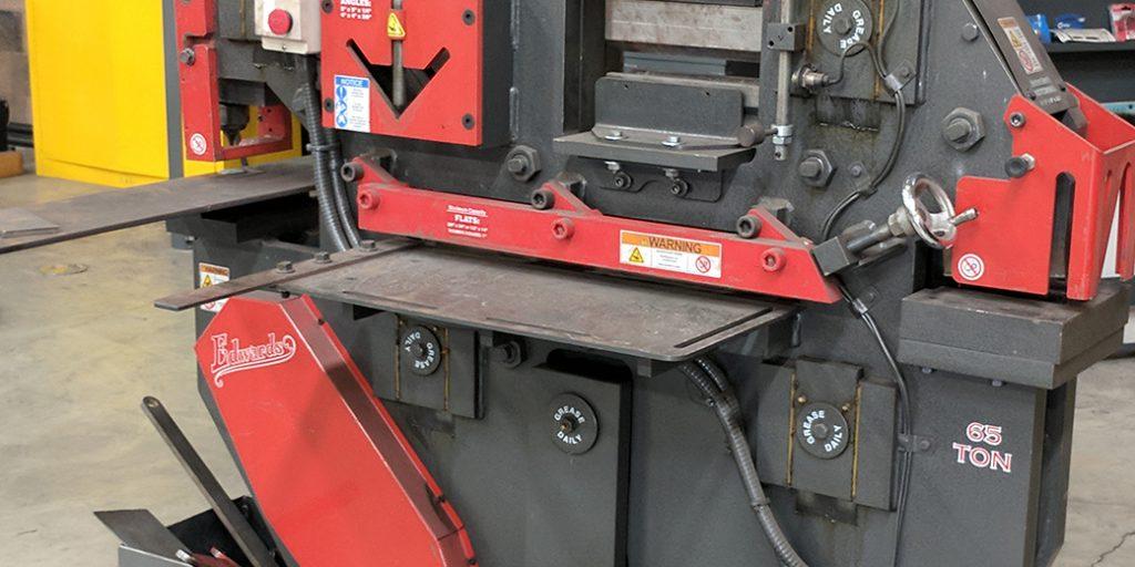Edwards Ironworker 65 Ton